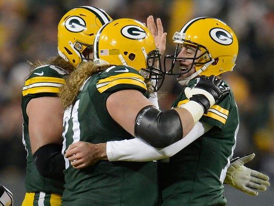 Aaron Rodgers, Josh Sitton