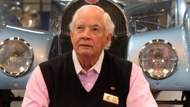 Peter Mullin is the founder of the Mullin Automotive Museum in Oxnard.