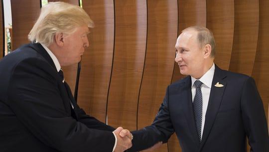 6 things to watch as Trump meets Russia President Vladimir Putin
