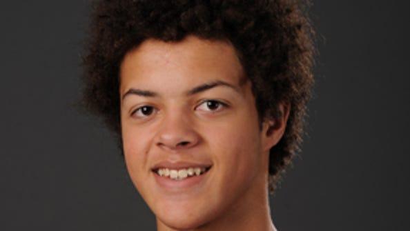 Pelham High School junior Alex Reese was selected to