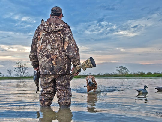 Randy Gerson doesn't like thinking about life without Rebel. But he knows this will be their final duck season to hunt together.