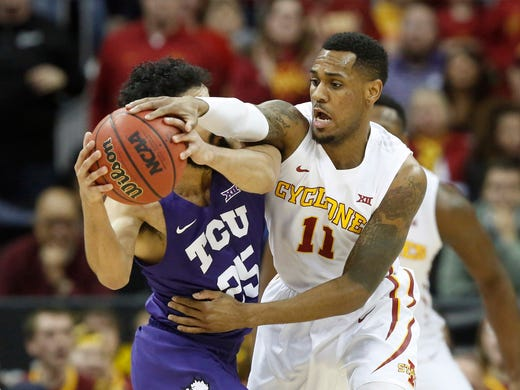Peterson: Morris sticks to his word by staying at Iowa State