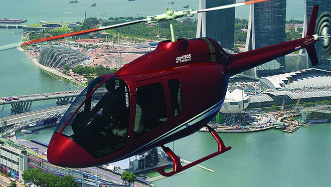 Bell Helicopter will be moving its facility based in Lafayette to Canada.