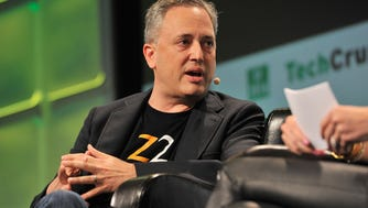 Zenefits CEO David Sacks stepping down amid a report he will advise the Trump transition team.