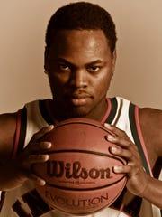 Mr. Basketball 2010, Deshaun Thomas 18, a senior at