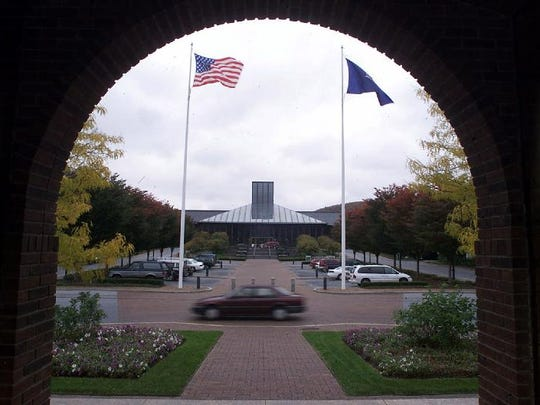 Corning reported fourth quarter earnings on Tuesday.