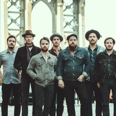 Nathaniel Rateliff & the Night Sweats join Grace Potter