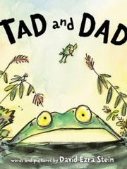 """Tad and Dad"" by David Ezra Stein"