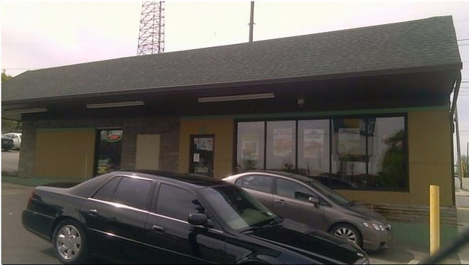 A Subway restaurant occupies 1 Hermitage Ave., which Treg Warner bought along with 9 Hermitage Ave.
