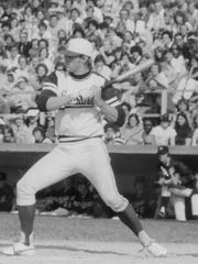 Kirk Gibson, a star wide receiver on MSU's football team, played one season of baseball as a junior for the Spartans. He was an All-American, and the Detroit Tigers took Gibson with the 12th overall pick in the 1978 MLB draft. His son, Cam, was drafted by the Tigers out of MSU on Tuesday in the fifth round.