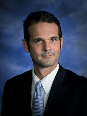 John Strycker Algonac Schools Superintendent