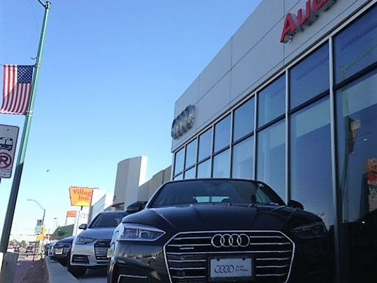 Group 1 Automotive of Houston has bought Audi El Paso