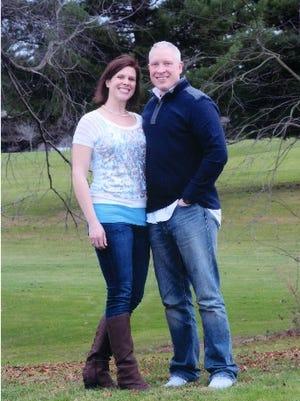 Dr. Rebecca Justin & Joel Wise engagement
