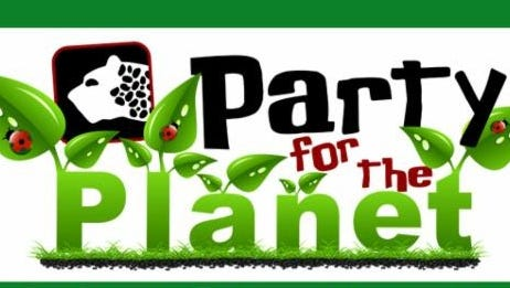 The threat of thunderstorms and heavy rain on Saturday has resulted in the rescheduling of the Alexandria Zoo's Party for the Planet.