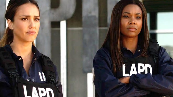 """L.A.'s Finest"""" returns for a second season. {Photo provided]"""