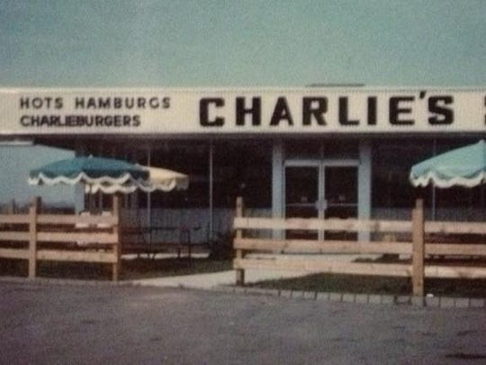 This circa 1970s photo shows Charlie's on Empire Boulevard, close to the Webster-Penfield town line divider. It opened in 1969.