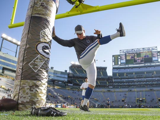 No player in NFL history has played in more wins than Colts kicker Adam Vinatieri.
