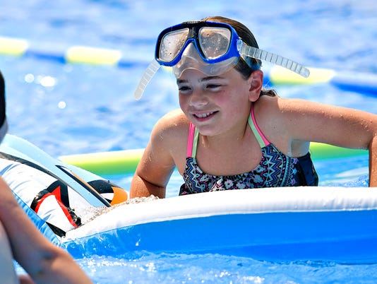Lincolnway Swimming Pool and Sports Club, Inc. is open