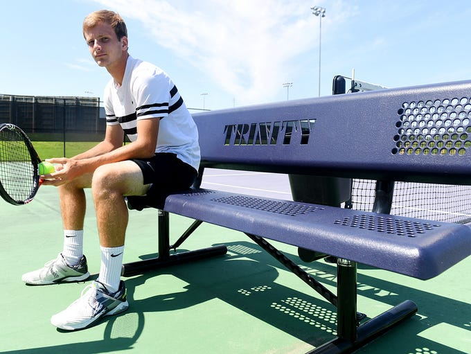 All-West Tennessee Boys' Tennis Player of the Year