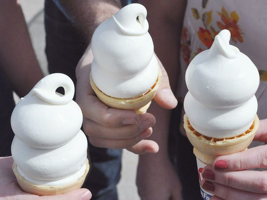 March 20 is Dairy Queen's fourth annual Free Cone Day.