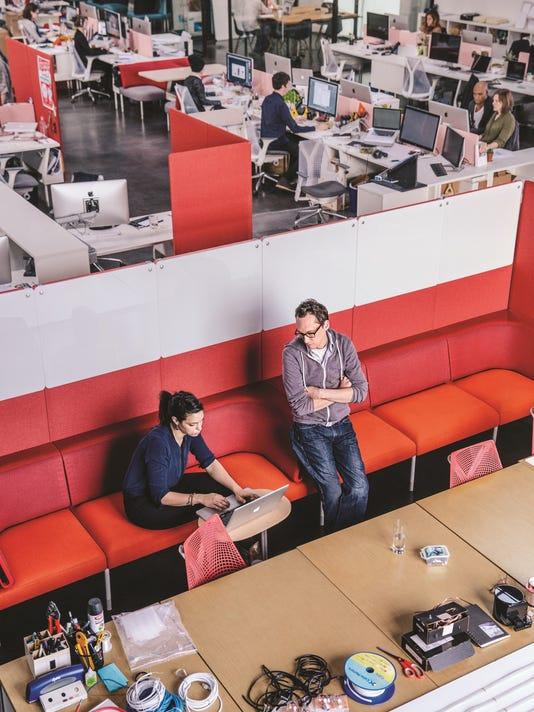 Flexible office design