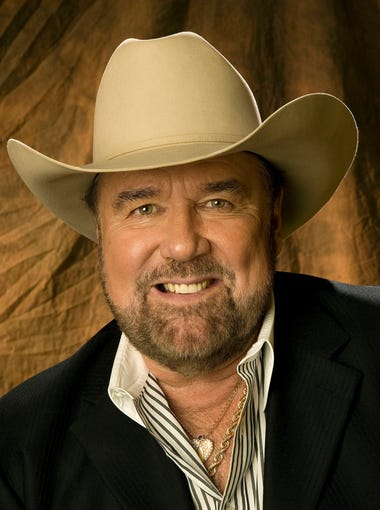 Nashville country music artist Johnny Lee performs