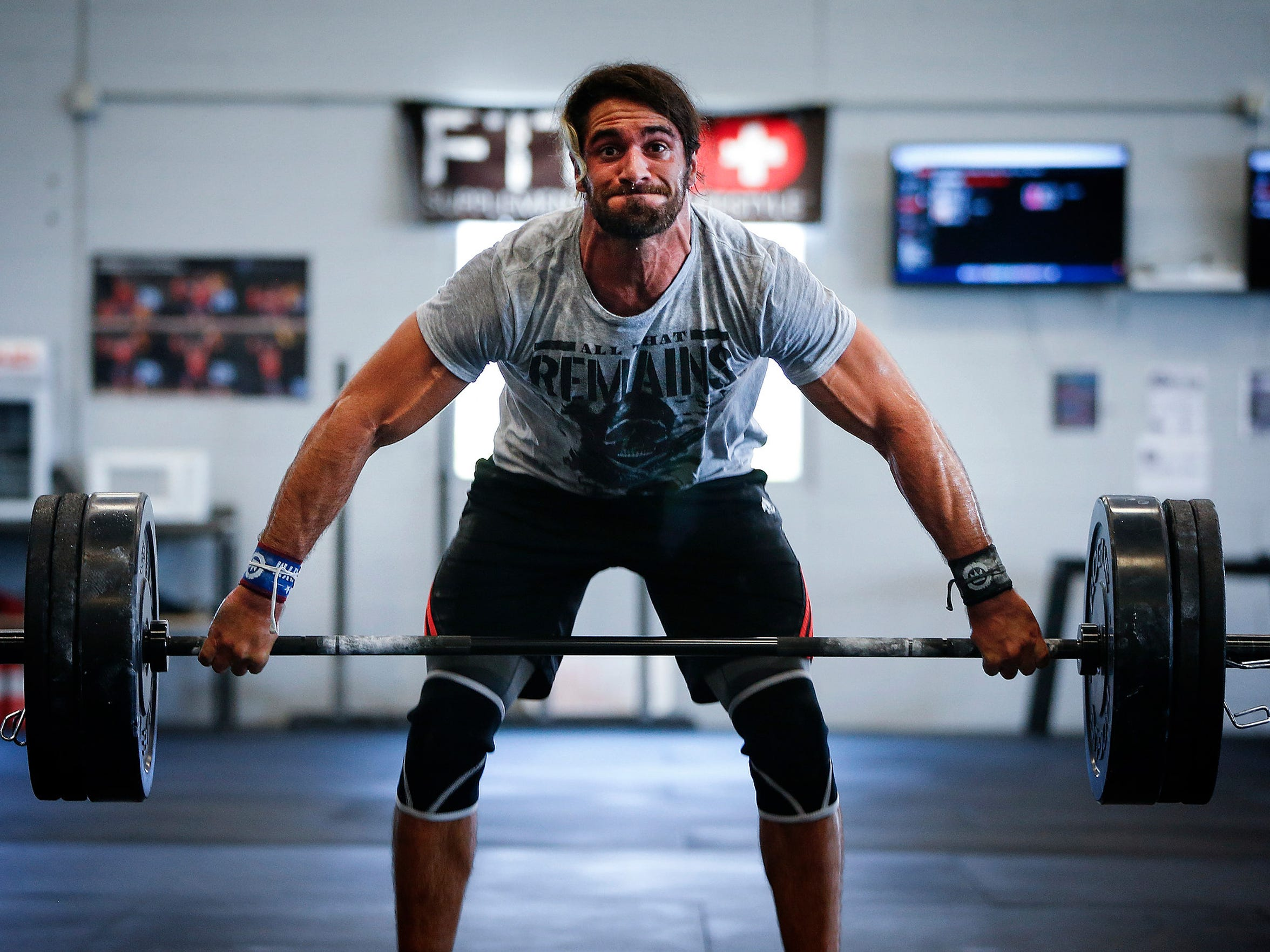 12:56PM: WWE Champion and Davenport native Seth Rollins