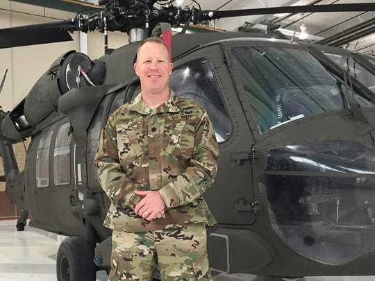 Lt. Col. Dan Rice commanded the 3rd Battalion, 501st Aviation Regiment for the past two years. He relinquished command on Oct. 16.