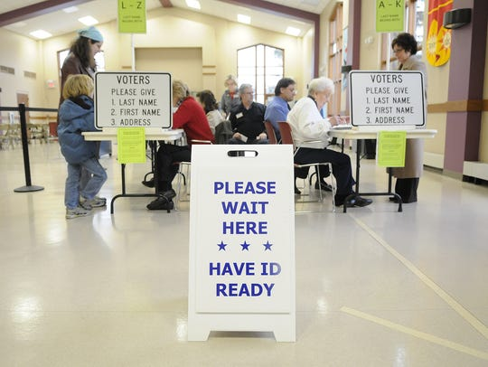 Tuesday's primary election will have polls open from
