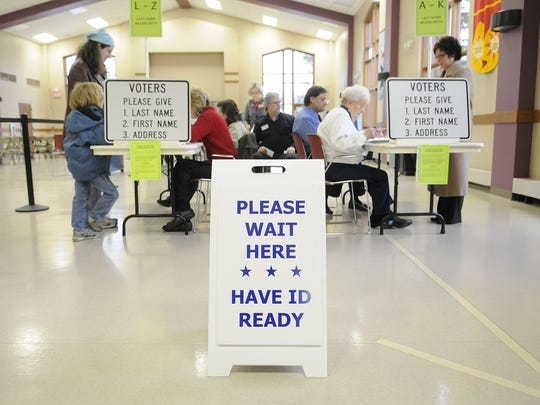 Tuesday's primary election will have polls open from 7 a.m. to 8 p.m.