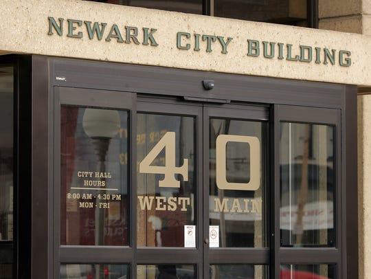 Newark Municipal Building