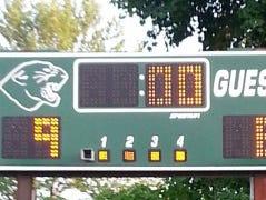Scoreboard.