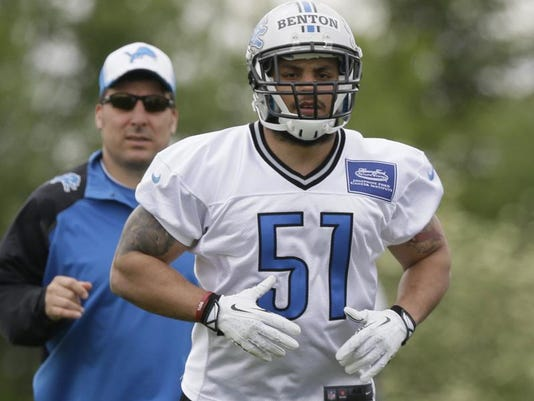 Detroit Lions roster cuts include Kris Durham, two ex-CMU