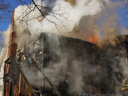 A New Year's Day fire destroyed a dormitory at Yeshiva of Rockland, located in Spring Valley. There was no certificate of occupancy, electrical violations were found, and the yeshiva had been previously cited for several violations.