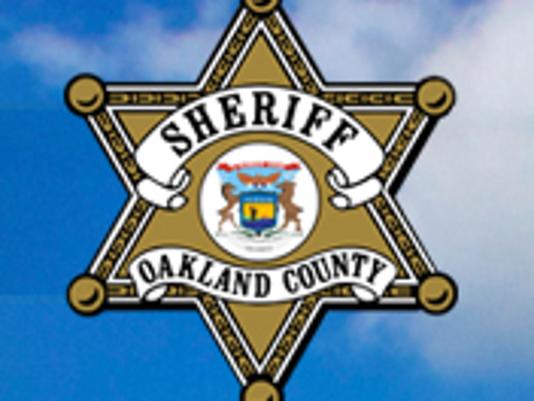 Oakland Co Sheriff badge