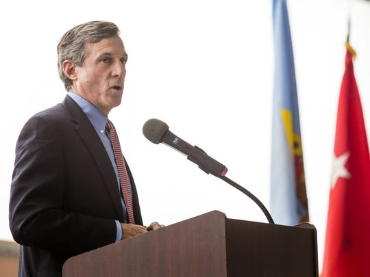 U.S. Rep. John Carney, D-Delaware, is running for governor.