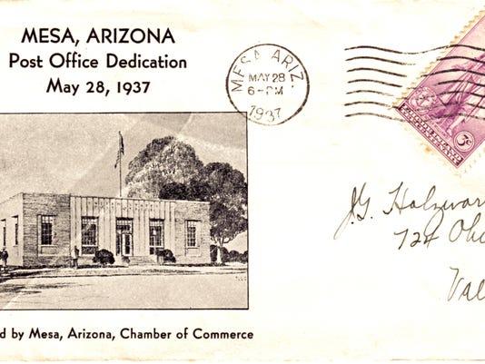 Mesa Historical Home Tour