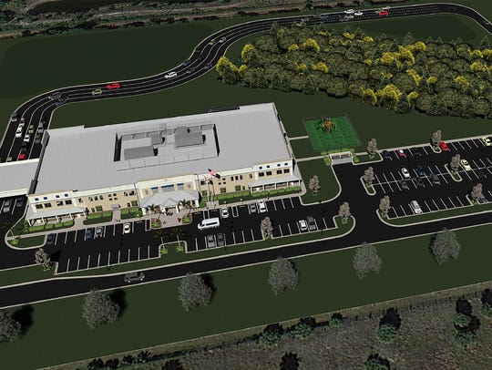 Construction is expected to start in November on Collier