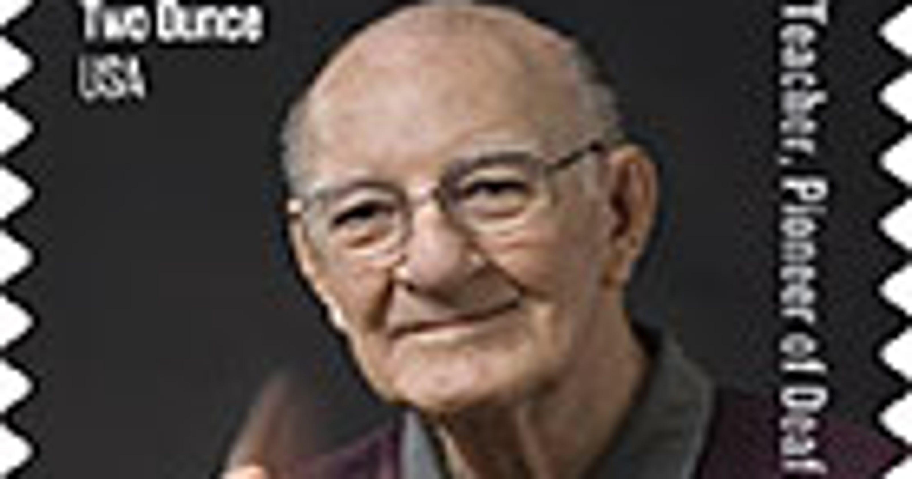 Robert Panara Pioneer Of Deaf Studies Has Stamp Issued