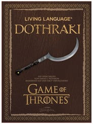David Peterson wrote a guide to speaking Dothraki,