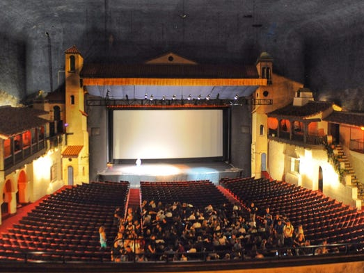 Silver Screens Majestic Movie Palaces Across The Usa