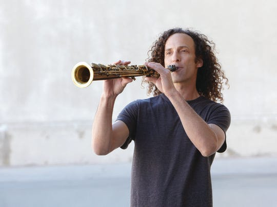 'Kenny G: The Miracles Holiday & Hits Tour' will be at the Golden Nugget in Atlantic City on Saturday at 9 p.m.