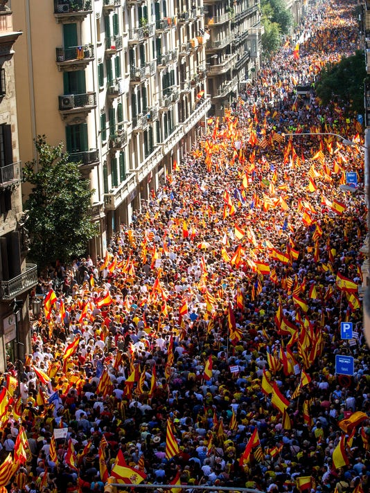 EPA SPAIN POLITICS CATALONIA POL CITIZENS INITIATIVE & RECALL ESP