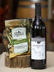 For mulled wine, Layton's Chance Winery in Vienna recommends combining their Chambourcin wine, mulling spices and apple cider in a Crock-Pot.