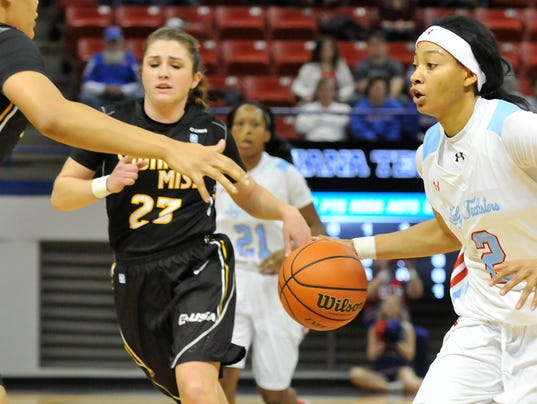 Lady Techster Basketball vs Southern Miss