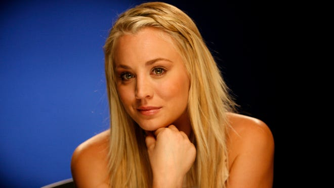 "Kaley Cuoco stars as Penny in the CBS hit comedy ""The Big Bang Theory."""