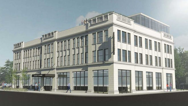 Hotel Goodwin is opening this summer in downtown Beloit.