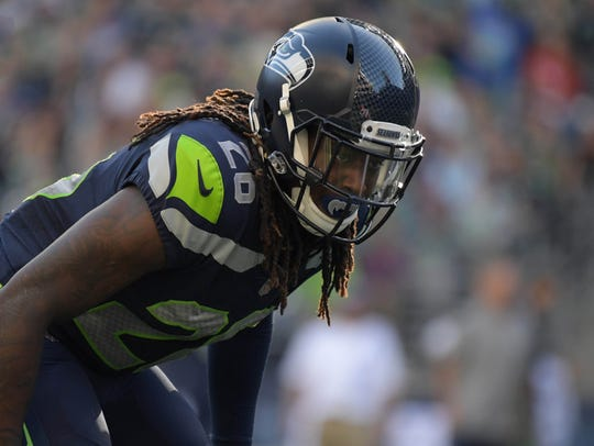 Shaquill Griffin's Seahawks teammates say he acts like