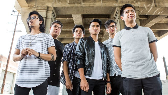 The Filharmonic, a Filipino-American a cappella group, will perform Jan. 29 at Southern Utah University in Cedar City.