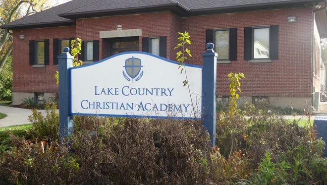 SkipperBud's is hoping to sell off the former Lake Country Christian Academy building to a Healthcare recruitment company in Nashotah.
